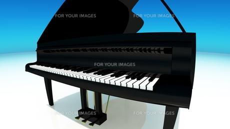 グランドピアノの写真素材 [FYI00087834]