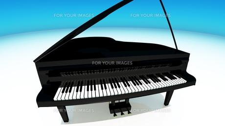 グランドピアノの写真素材 [FYI00087872]