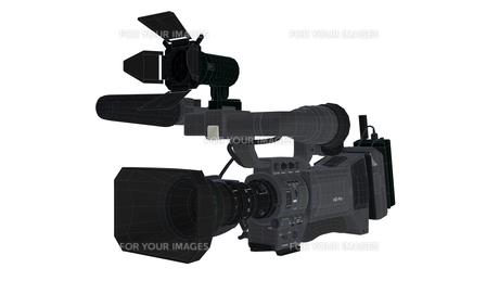 ビデオカメラの写真素材 [FYI00088033]