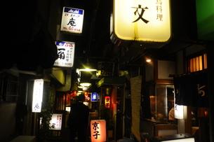大井町の夜の写真素材 [FYI00088401]