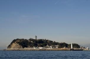 江の島の写真素材 [FYI00088425]