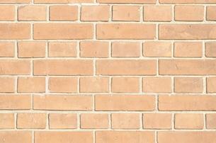 レンガ壁の写真素材 [FYI00088444]