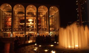 ニューヨークリンカーンセンターの写真素材 [FYI00088484]