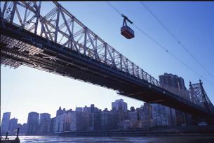 トラム ニューヨークの写真素材 [FYI00088492]
