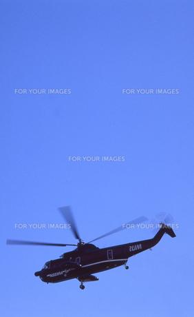 ヘリコプターの写真素材 [FYI00088539]