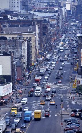 CANAL STREET NEW YORKの写真素材 [FYI00088548]