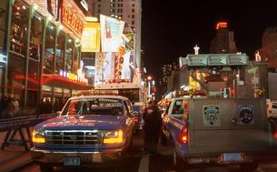 42丁目 POLICEの写真素材 [FYI00088557]
