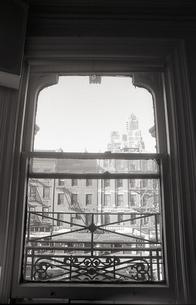 クラシカルな窓の写真素材 [FYI00088574]