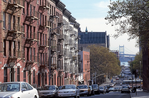 ニューヨーク アップタウンイーストの写真素材 [FYI00088674]