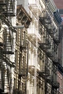 ニューヨークアパートメントの写真素材 [FYI00088741]