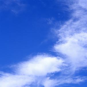 青空と雲の写真素材 [FYI00088790]