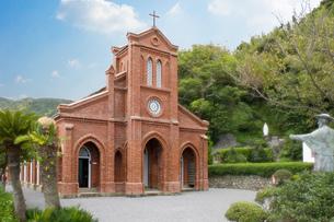 五島・教会の写真素材 [FYI00089033]