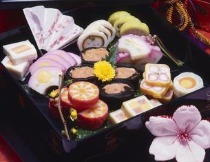 お祝い蒲鉾(かまぼこ)の写真素材 [FYI00089060]