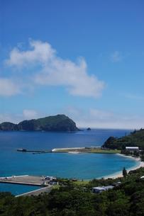 大神山展望台から見た大村海岸の写真素材 [FYI00089096]