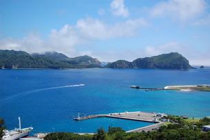 大神山展望台から見た大村海岸の写真素材 [FYI00089098]