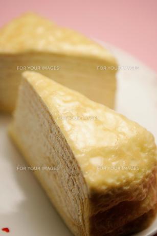 ケーキの写真素材 [FYI00089100]