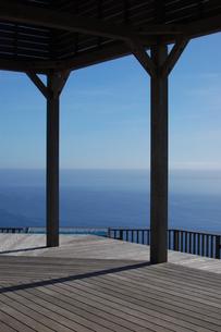 三日月山展望台の写真素材 [FYI00089102]