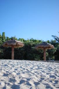 大村海岸の砂浜の写真素材 [FYI00089105]