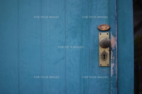 ドアノブの写真素材 [FYI00089123]