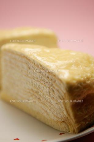 ケーキの写真素材 [FYI00089141]