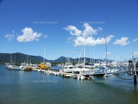 オーストラリアの港の写真素材 [FYI00089407]