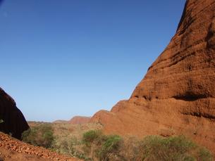 オーストラリア 風の谷の写真素材 [FYI00089412]