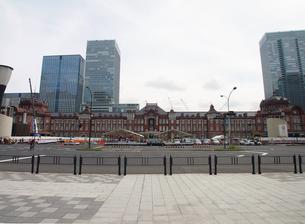 東京駅新駅舎の写真素材 [FYI00089481]