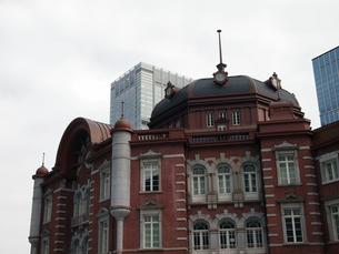 東京駅新駅舎の写真素材 [FYI00089495]