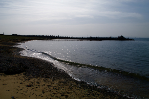 淡路島-海岸(横)の写真素材 [FYI00089732]