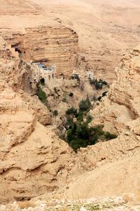 聖ジョージ修道院/イスラエル004の写真素材 [FYI00090152]