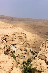 聖ジョージ修道院/イスラエル002の素材 [FYI00090158]