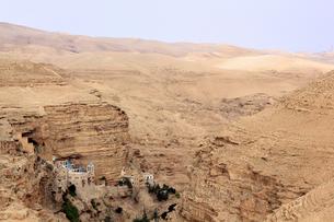 聖ジョージ修道院/イスラエル003の写真素材 [FYI00090159]