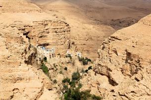 聖ジョージ修道院/イスラエル001の写真素材 [FYI00090160]