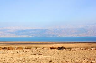 イスラエル/死海026の写真素材 [FYI00090161]
