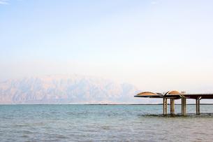 イスラエル/死海018の写真素材 [FYI00090162]