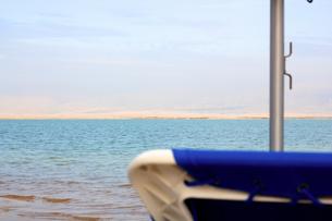 イスラエル/死海010の写真素材 [FYI00090173]