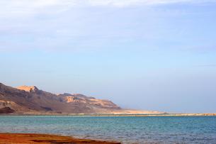 イスラエル/死海015の写真素材 [FYI00090176]