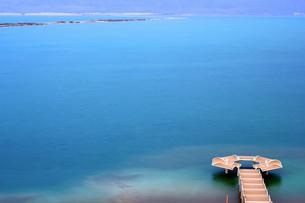 イスラエル/死海003の写真素材 [FYI00090177]