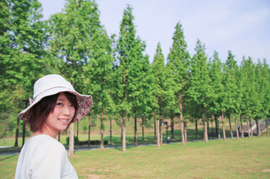 Princess MAIKO Benicio/レディース・ハットの写真素材 [FYI00090402]