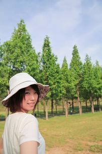 Princess MAIKO Benicio/レディース・ハットの写真素材 [FYI00090403]