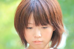 Princess MAIKO Benicio/新緑の写真素材 [FYI00090406]