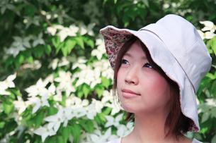 Princess MAIKO Benicio/レディース・ハットの写真素材 [FYI00090427]