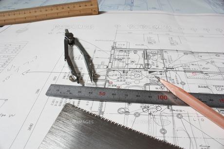 設計 建築の写真素材 [FYI00090683]
