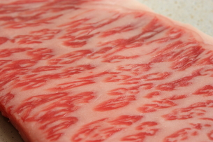神戸牛の写真素材 [FYI00090706]