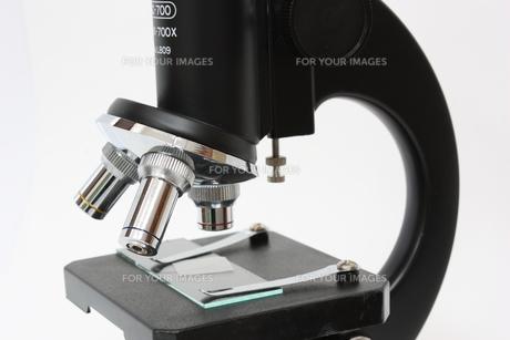 顕微鏡の写真素材 [FYI00090740]