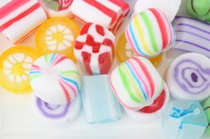 駄菓子 飴の写真素材 [FYI00090761]