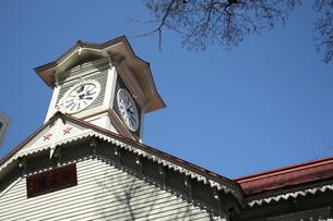 札幌時計台の写真素材 [FYI00090818]