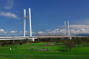 たっぷ大橋の写真素材 [FYI00090871]
