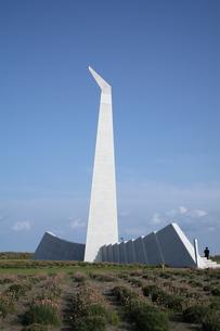 祈りの塔の写真素材 [FYI00090893]