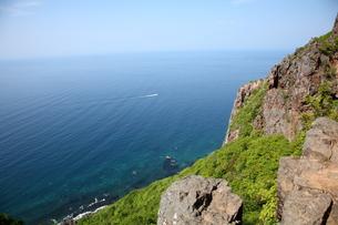 小樽赤岩海岸の写真素材 [FYI00091182]